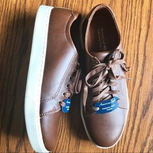 NWT American Eagle Men's Brown Shoes Size 8
